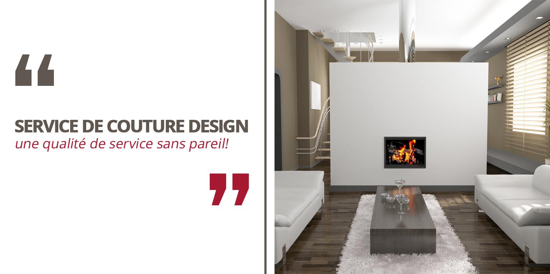 Service couture design | Raymond décors